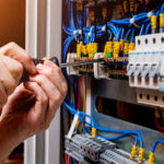 St Columb Major electrician
